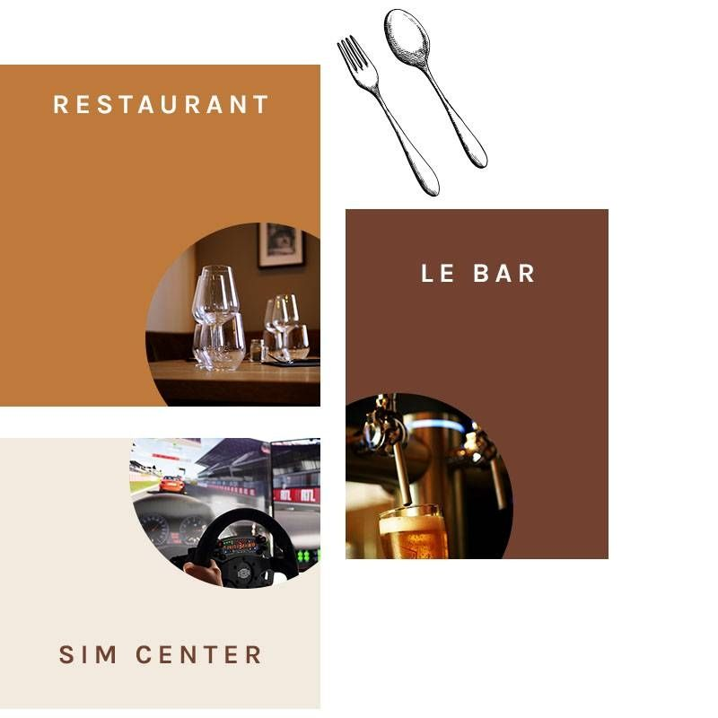 L'Échappatoire - Restaurant La Garde